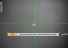 """مشاهد حرارية توضح لحظة إصابة وإسقاط طائرة استطلاعية من نوع """"كاريال"""" في سماء مديرية الصليف في الحديدة 02-01-2020م"""